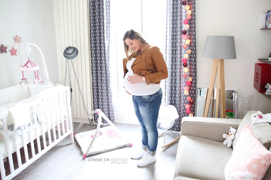 Peinture chambre femme enceinte for Peinture chambre femme