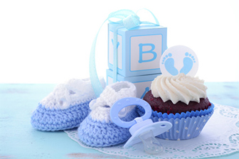 informations sur les séances photos Baby Shower
